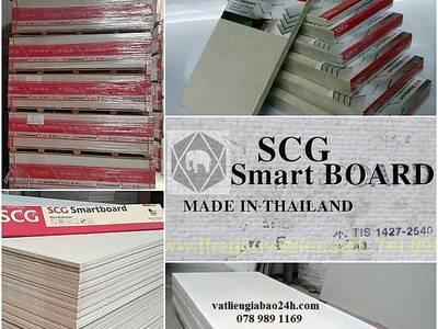 Tấm Xi Măng SMARTBOARD Thái Lan Giá Rẻ Tại Quy Nhơn 1