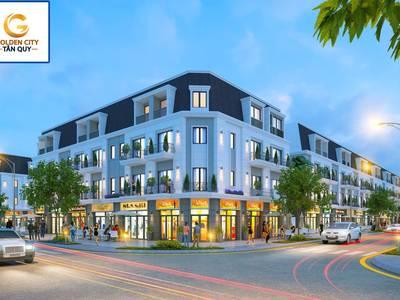 Mở bán giai đoạn đầu tư dự án Golden City, siêu ưu đãi 5