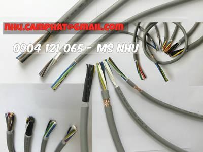 Cáp tín hiệu - cáp điều khiển - cáp mạng Altek Kabel hàng nhập khẩu 3