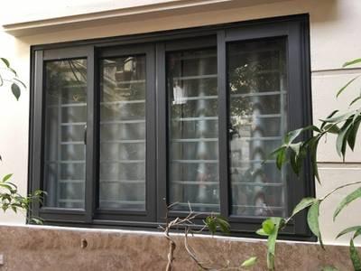 Các kiểu mở cửa sổ nhôm kính Hải Phòng. 1