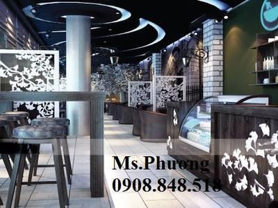 Mang lại vẻ đẹp hiện đại cho không gian nhà hàng, cửa hàng, quán cafe với thiết kế vách ngăn cnc đẹp 14
