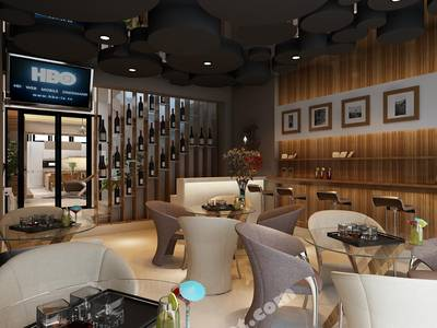 Mang lại vẻ đẹp hiện đại cho không gian nhà hàng, cửa hàng, quán cafe với thiết kế vách ngăn cnc đẹp 15