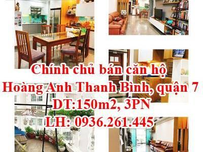 Chủ nhà cần tiền bán lỗ căn Hoàng Anh Thanh Bình, Quận 7 6