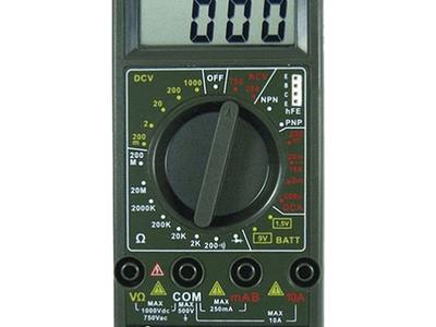 Đồng hồ vạn năng Tenmars YF-1000 0