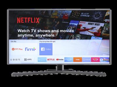 Smart Tivi Samsung 4K 55 inch UA55NU7090 - Khuyến mãi tháng 7 hấp dẫn - Tặng kèm loa thanh Samsung 0