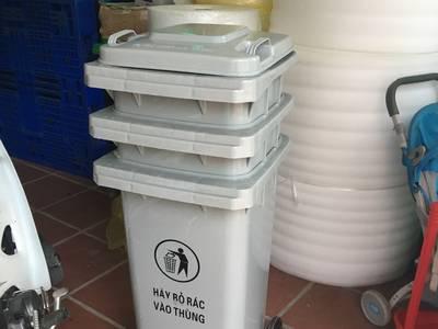Mua thùng rác nhựa ở đâu giá tốt, đảm bảo chất lượng 0