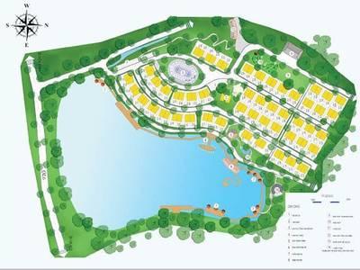 Biệt Thự Ohara Lake View đẳng cấp 4 Sao Đẳng Cấp Nhất TP Hoà Bình 12