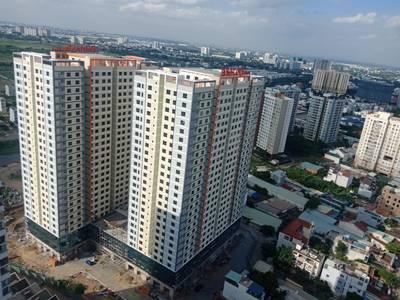 GIÁ SỐC - Bán gấp căn hộ trung tâm quận 2 - 2 tỷ 7 nhận nhà 1