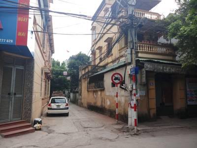 Cho thuê nhà phố Tây Trà- Hoàng Mai - Hà Nội. Diện tích: 115m2 x 3 tầng, giá 10tr/th 3