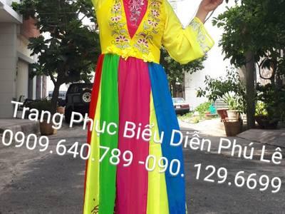 May bán và cho thuê trang phục văn nghê, trang phục váy múa hiện đại giá rẻ tại thủ đức 2