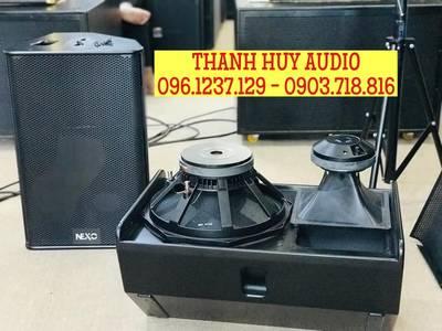 Loa Nexo PS15   4 tấc đơn  hàng nhập cao cấp, China loại 1 0