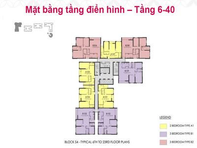 Cho thuê căn hộ 3PN view hồ Trung Văn tòa S4- Seasons Avenue. 12