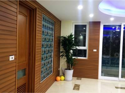Tấm ốp trần tường, tấm ốp gỗ nhựa dạng phẳng- GỖ NHỰA  ECOWOOD 4