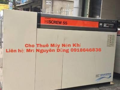 Cho thuê máy nén khí giá rẻ tại KCN Nhơn Trạch Đồng Nai 0