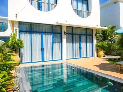 Cơ hội sỡ hữu căn hộ nghỉ dưỡng 5 sao tại thiên đường Santorini trên vịnh Cam Ranh 0