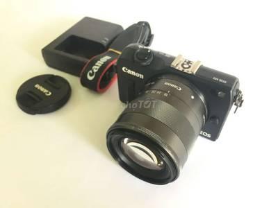 Bộ Canon EOS M2   Lens 18-55 STM 0