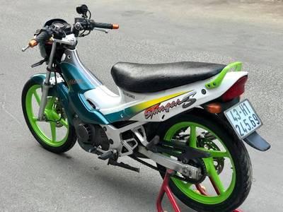 Bán Suzuki Stinger 120.Biển số 43. Giá 17tr5 2