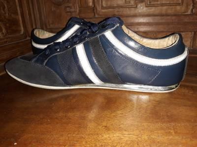 Bán giày da nam hiệu D G ! 4