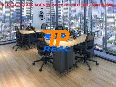 Khai trương văn phòng tiện ích Serepok - 56 Nguyễn Đình Chiểu, Q1, chuẩn hạng A với nhiều ưu đãi. 1