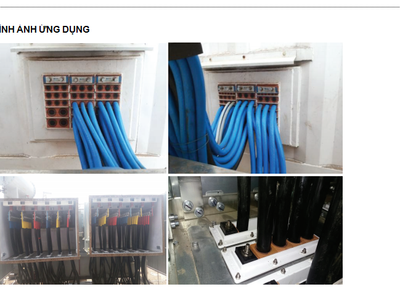 Giải pháp chèn bịt kín cho cáp và ống Delseal - Ấn Độ 2