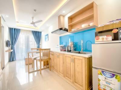 Căn hộ sang trọng 2 phòng ngủ đường Lê Quang Đạo   A460 2