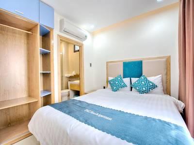 Căn hộ sang trọng 2 phòng ngủ đường Lê Quang Đạo   A460 8