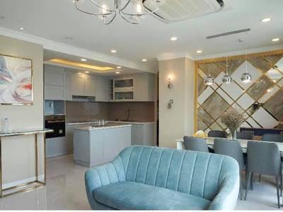 Mình chính chủ cho thuê căn hộ Leman Luxury, đường Trương Định, Q.3, 100m2, 3 phòng ngủ và 2 wc 5