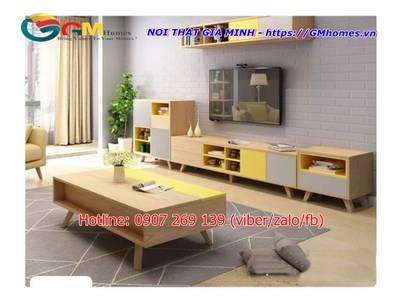 Kệ tivi hiện đại, kệ ti vi phòng khách đẹp giá tại xưởng GMHOMES 1