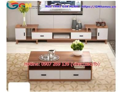Kệ tivi hiện đại, kệ ti vi phòng khách đẹp giá tại xưởng GMHOMES 5