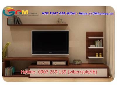 Kệ tivi hiện đại, kệ ti vi phòng khách đẹp giá tại xưởng GMHOMES 11