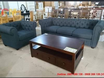 Sofa vải hiện đại, sofa vải tphcm. Nội Thất GMHOMES 5