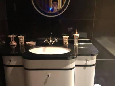 Chính chủ cho thuê căn hộ Leman Luxury, Q.3, 110m2, căn hộ thiết kế lại 2 phòng ngủ, 3 nhà vệ sinh 2