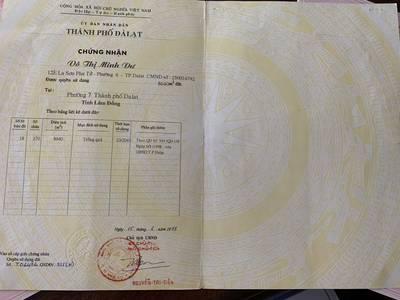 Cần bán 17.808m2 đất tại đường Măng Lin,P.7 TP. Đà Lạt. 1