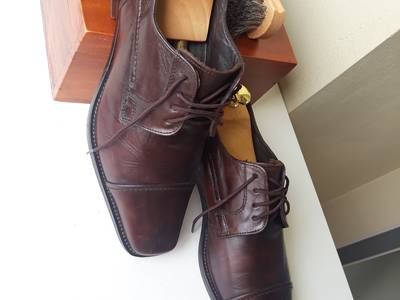 Giày hiệu Borelly size 41 độc lạ 1