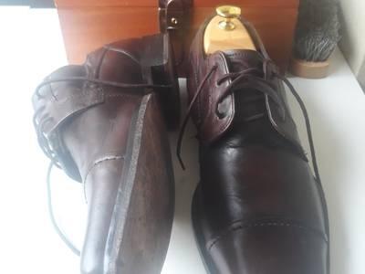 Giày hiệu Borelly size 41 độc lạ 2