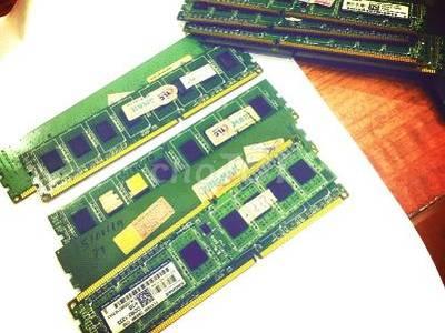 Ram pc 4g dr3 cũ 0