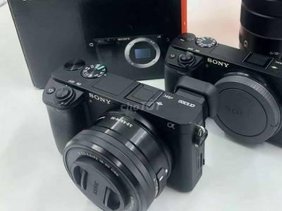 Bộ Sony A6300   Kit 16-50mm OSS, quay 4K, rất mới 0