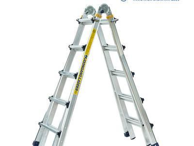 Đại lý thang nhôm Hàn Quốc chính hãng - Joongang Ladder 3