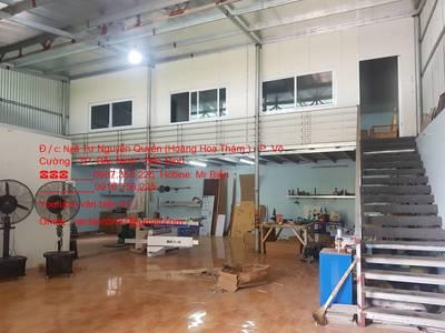 Cho thuê xưởng diện tích 155 m2 - khu vực trong thành phố bắc ninh 0