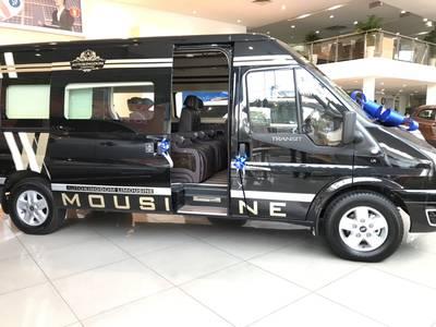Ford Transit Limousine -10 chỗ cao cấp VIP Giá Tốt Nhất HCM 3