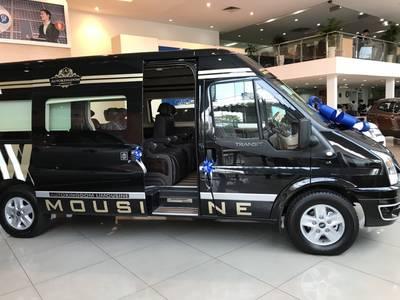 Ford Transit Limousine -10 chỗ cao cấp VIP Giá Tốt Nhất HCM 8
