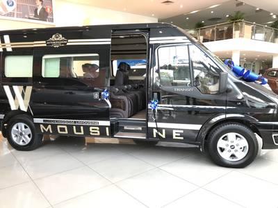 Ford Transit Limousine -10 chỗ cao cấp VIP Giá Tốt Nhất HCM 11
