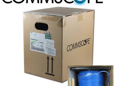 Cáp Mạng chính hãng AMP/COMMSCOPE cho dự án, cat5e, cat6e, 6 219590 2,1427254 6,1859218 2 giá Rẻ. 7