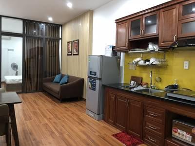 Căn hộ 2 phòng ngủ gần bãi biển Mỹ Khê, Sơn Trà - A536 0