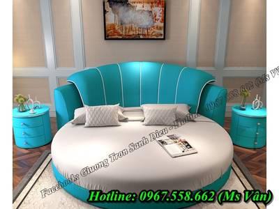Top 20 mẫu giường tròn bán sỉ lẻ cho khách sạn siêu đẹp bền chắc 1