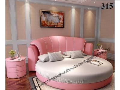 Top 20 mẫu giường tròn bán sỉ lẻ cho khách sạn siêu đẹp bền chắc 2