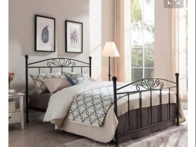 Giường sắt, giường sắt đẹp, giường sắt giá rẻ 15