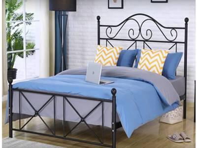 Giường sắt, giường sắt đẹp, giường sắt giá rẻ 17