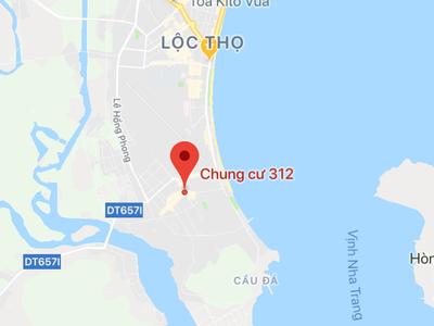 Cho thuê căn hộ : Chung cư 312 phố Dã Tượng, Nha Trang, Khánh Hòa. 3