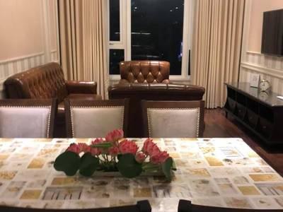 Mình chính chủ cho thuê căn hộ Leman Luxury, đường Trương Định, Q.3, 100m2, 3 phòng ngủ và 2 wc 1